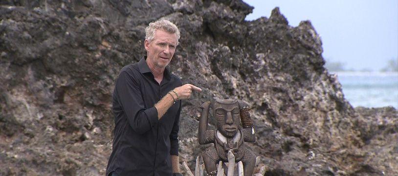 Denis Brogniart présente la vingtième saison de «Koh-Lanta»