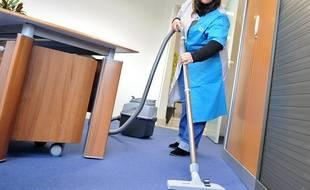 Les «cleaners» de Manssio sont auto-entrepreneurs (illustration).