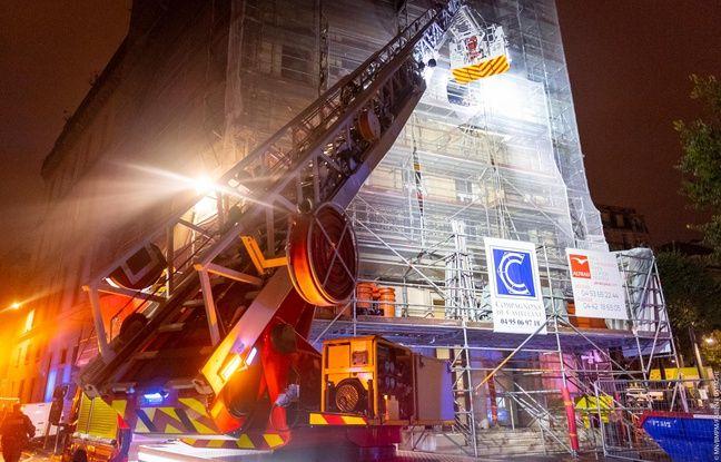 Marseille: Une femme 79 ans décède dans l'incendie de son appartement
