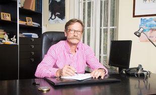 Le docteur Duquesnel, médecin généraliste et président du syndicat UNOF-CSMF.