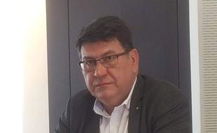 Jean-Pierre Rico, maire de la commune de Pérols près de Montpellier.