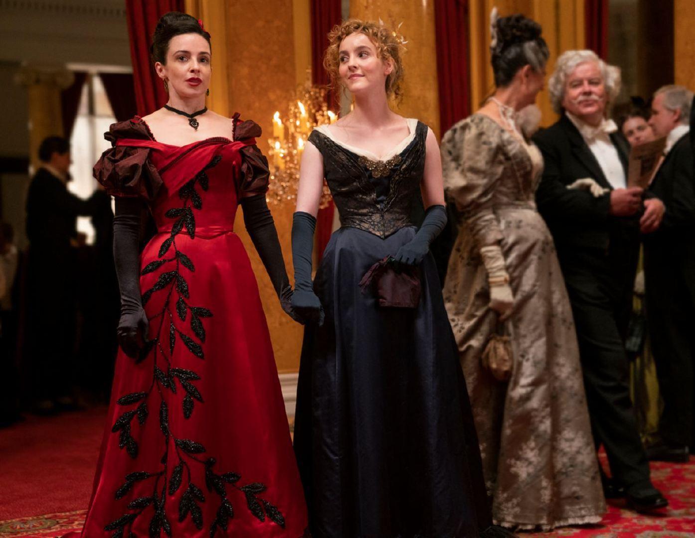 Ann Skelly et Laura Donnelly sont les héroïnes de « The Nevers ».