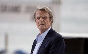 Bernard Kouchner à Cannes les 21 mai 2014