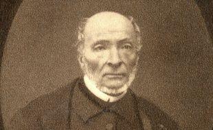 Victor Schoelcher en 1880.