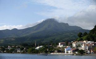 La montagne Pelée, le volcan martiniquais, était calme jusqu'à sa mise en vigilance jaune du plan Orsec le 4 décembre..