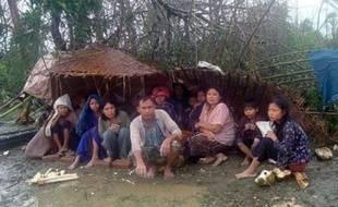Le cyclone Nargis a fait entre un million et demi et deux millions de sinistrés, mais 500.000 seulement ont reçu une assistance, ont estimé les Nations unies.