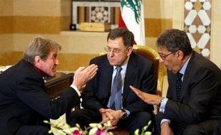 L'élection d'un nouveau président libanais a été reportée pour la quatrième fois et fixée à vendredi, dernier jour du délai constitutionnel pour la tenue de cette échéance menacée d'échec.