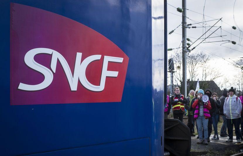 Grève à la SNCF : Le taux de grévistes tombe à 4,6 %, 19 % des conducteurs en grève