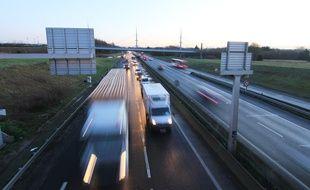 La limitation de vitesse en vigueur sur la rocade de Rennes sera levée ce mercredi soir à minuit.