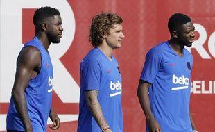 Samuel Umtiti ne rejouera pas avec le Barça avant le mois de novembre.
