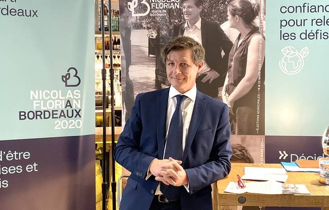 Municipales 2020 à Bordeaux: Nicolas Florian toujours en tête devant Pierre Hurmic, selon un nouveau sondage