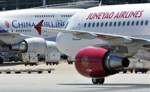"""Le constructeur aéronautique Boeing veut promouvoir la """"discipline"""" sur les aides publiques """"dans l'intérêt à long terme du secteur"""", ont fait valoir deux de ses représentants mardi lors d'un entretien à l'AFP mardi à propos du conflit qui l'oppose à Airbus à l'OMC."""