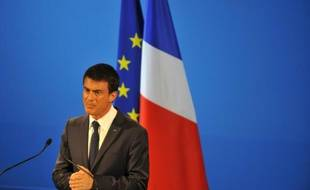 Le Premier ministre Manuel Valls à Metz le 29 juin 2015