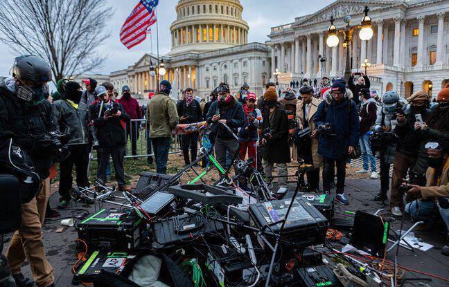 Des enquêtes ouvertes dans plusieurs ministères après les violences au Capitole