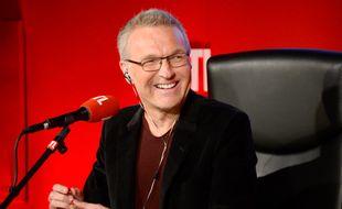 Laurent Ruquier au micro de RTL en 2014.