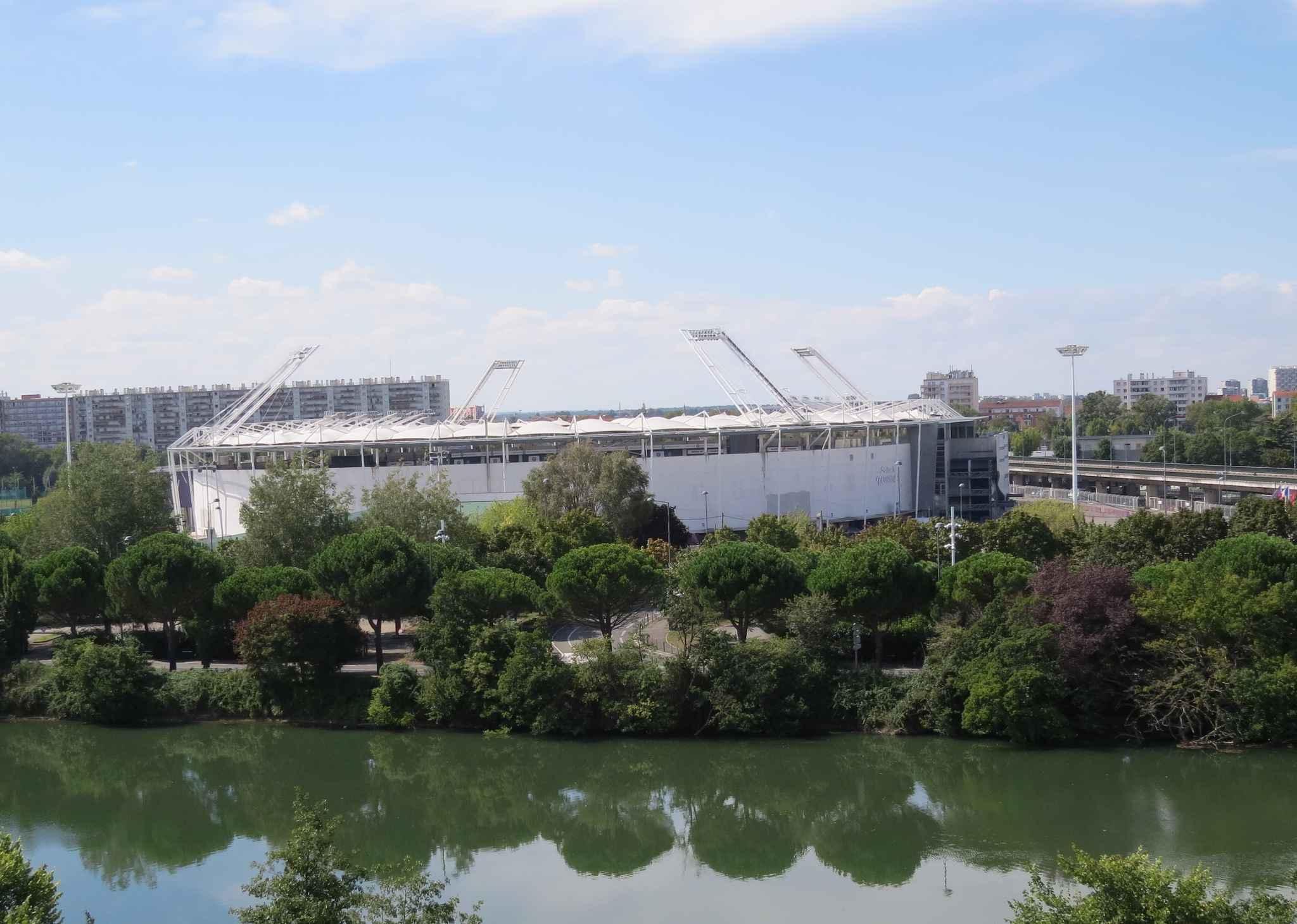 Si paris l 39 emporte toulouse sera site olympique en 2024 - Piscine olympique toulouse ...