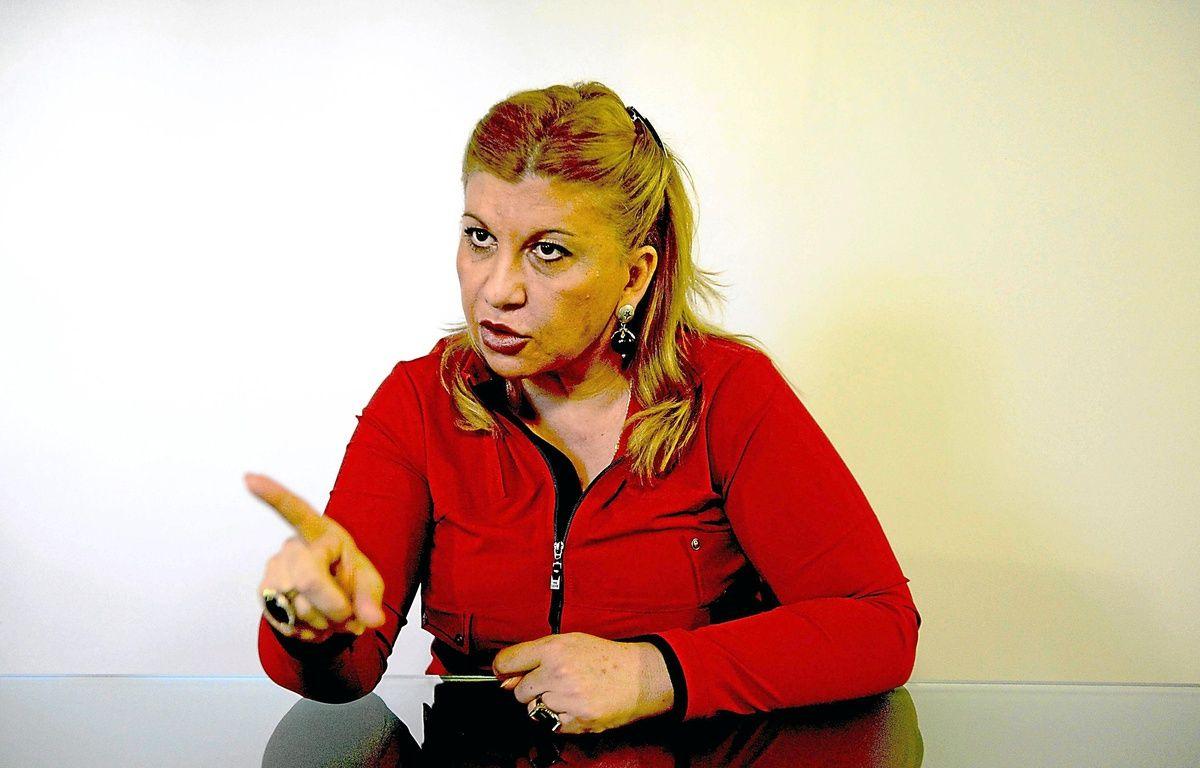 Mercredi, Dounia Bouzar a vu les appels de la part des familles se multiplier. – A. Reau/Sipa