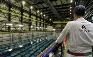 """L'usine de retraitement de déchets nucléaires Areva de Beaumont-Hague (Manche) a proposé à l'Autorité de Sûreté nucléaire (ASN) de classer en anomalie de niveau 1 un incident """"sans conséquences radiologiques"""", a annoncé jeudi Areva dans un communiqué."""