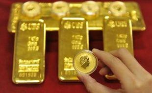 L'or, dont le prix a volé de record en record au troisième trimestre, reste soutenu par son statut de valeur refuge tandis qu'aux inquiétudes sur l'économie mondiale s'ajoute la perspective de mesures d'assouplissement monétaire, a assuré jeudi le Conseil mondial de l'or (CMO).