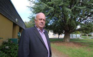 Daniel Cueff est arrivé en 6e position au premier tour des élections régionales en Bretagne avec 6,52% des voix.