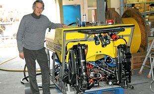 Deux robots de la société basée à Euromédecine vont protéger la Sérénissime des crues.