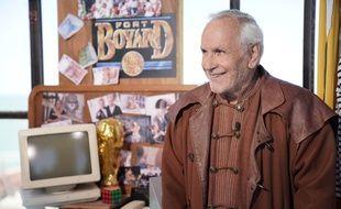 Patrice Laffont revient dans «Fort Boyard» four fêter les trente ans