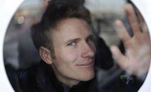 A seulement 29 ans et pour son premier Vendée Globe, François Gabart (Macif), ingénieur de formation à l'ascension fulgurante, fait partie des favoris de la 7e édition qui s'élancera samedi des Sables d'Olonne (Vendée).