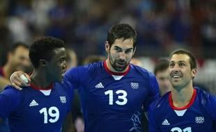 Les handballeurs français, héros de tout un peuple, ne sont plus qu'à soixante minutes d'un deuxième sacre olympique consécutif, un exploit renversant dont la Suède, en pleine résurrection, aura bien du mal à les priver, dimanche à Londres.