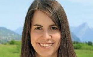 Cécilia Durieu, candidate UMP.
