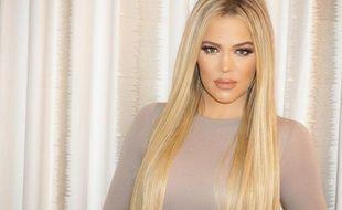 Khloe Kardashian sur son compte Instagram