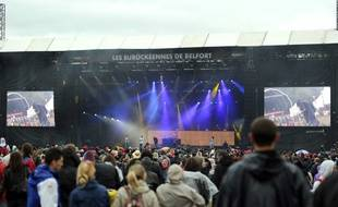 Les Eurockéennes de Belfort ont réuni entre 125.000 et 130.000 personnes le week-end passé.
