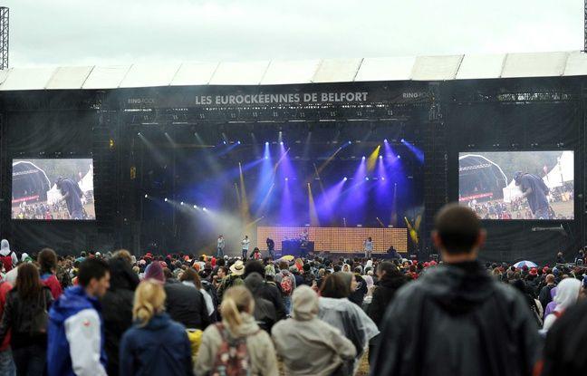 Festival des Eurockéennes à Belfort: Deux plaintes pour viol, un suspect toujours recherché