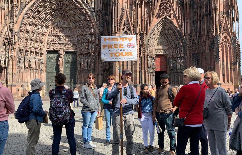 Strasbourg: La guerre des guides conférenciers face aux offres gratuites des « Free Tour »