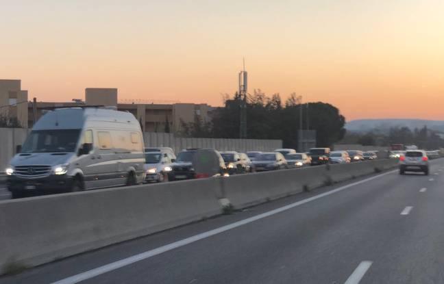 Nice: Pagaille monstre sur les routes pendant la visite du président chinois Xi Jinping