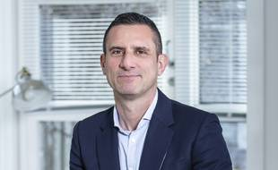 Le PDG de Qwant Jean-Claude Ghinozzi