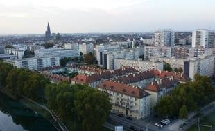 Avec encore plus d'espaces naturels intégrés, comment Strasbourg pourra-t-elle évoluer d'ici 2050 ?