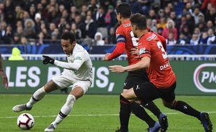 Le PSG a perdu la dernière édition de la Coupe de France face au Stade Rennais.