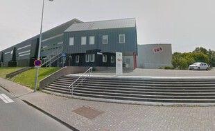 Les locaux de l'Ecole nationale d'ingénieurs de Brest (ENIB).