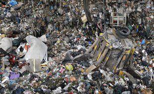 L'un des centre de valorisation des déchets de la MEL.