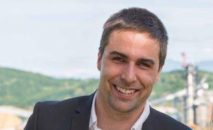 David Labarre, candidat de Résistons ! aux élections législatives des 11 et 18 juin 2017 dans la huitième circonscription de Haute-Garonne.