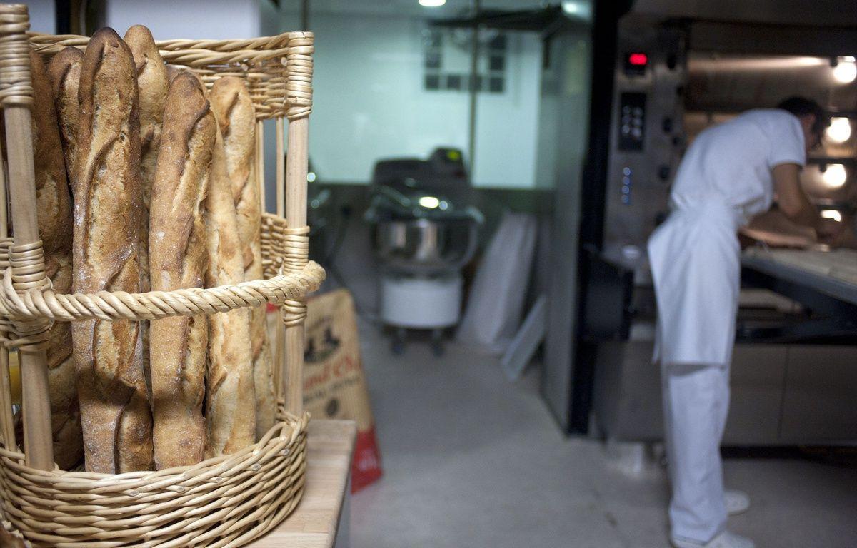 Illustration d'une boulangerie. – MEUNIER AURELIEN/SIPA