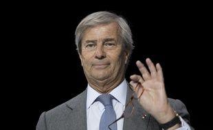 Vincent Bolloré, le patron de Vivendi.