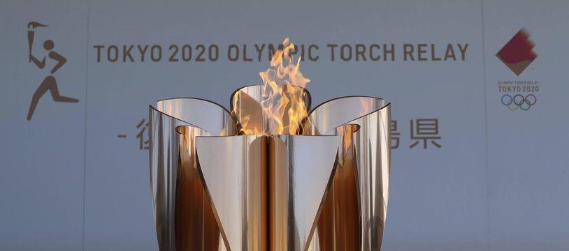 La flamme olympique attendra