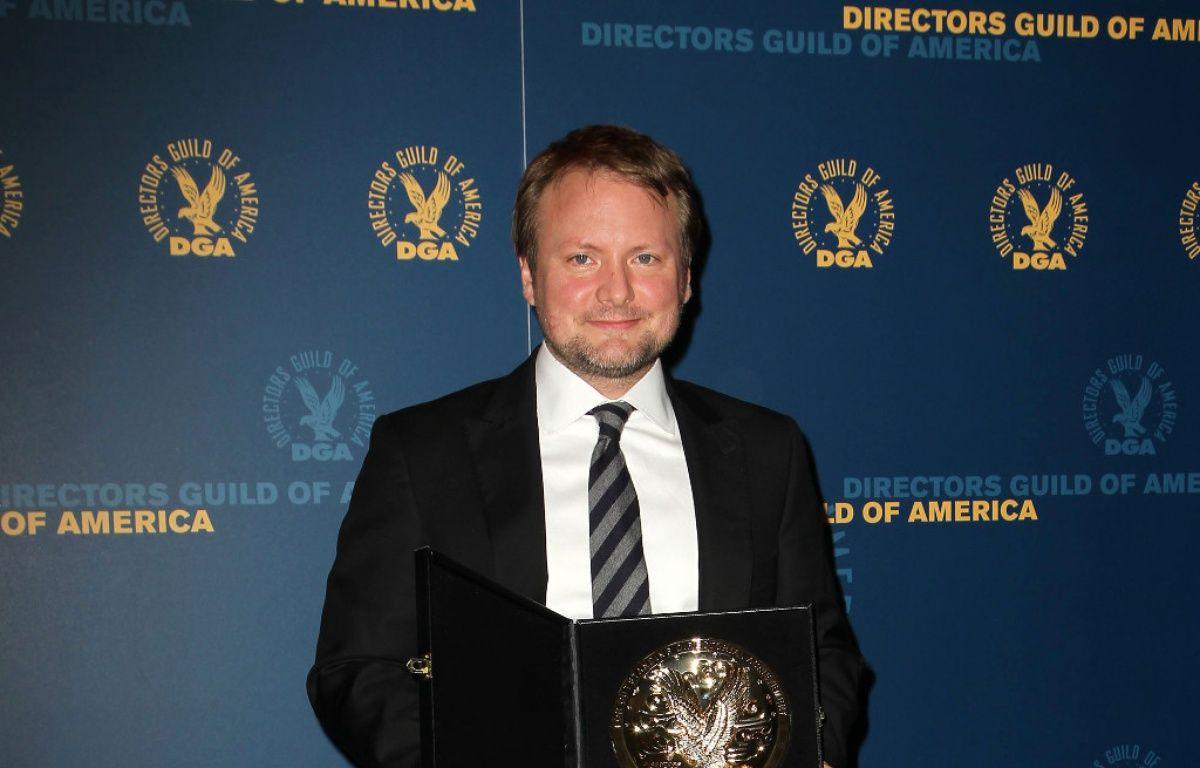 Le réalisateur Rian Johnson aux 65e Directors Guild Of America Awards – WENN