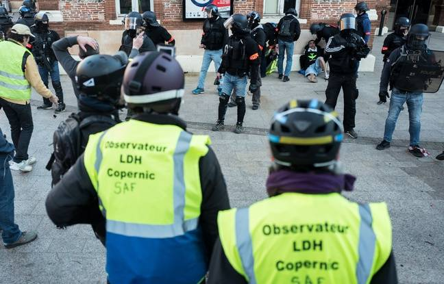 VIDEO. «Gilets jaunes» à Toulouse: Un rapport pointe un maintien de l'ordre «disproportionné» lors des manifestations