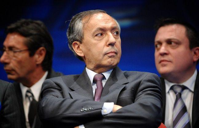 Le président du Mouvement national républicain, Bruno Mégret