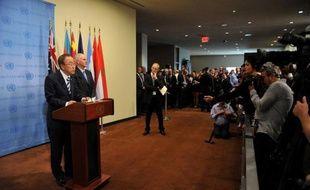 La Syrie est certaine que l'ONU n'adoptera pas de résolution sur le démantèlement de ses armes chimiques sous le chapitre VII, prévoyant un recours à la force, a déclaré mercredi à l'AFP le vice-ministre des Affaires étrangères Fayçal Moqdad.