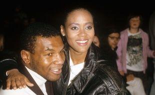 design intemporel 3b042 545fc Le jour où Mike Tyson a failli cogner Michael Jordan pour ...