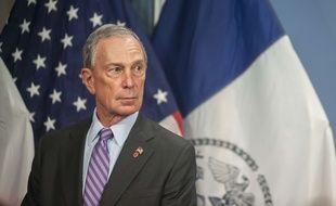 Michael Bloomberg a été maire de New York pendant près de onze ans. (A Richard B. Levine)