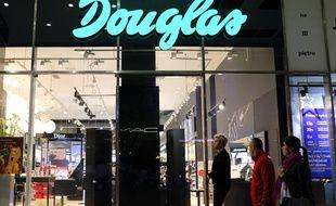 Un magasin Douglas en Pologne.